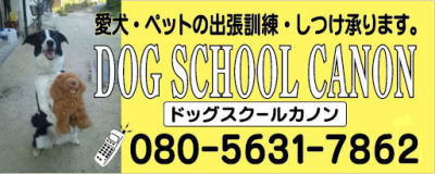 DOG SCHOOL CANON